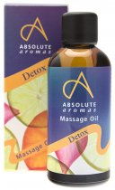 Массажное масло ДЕТОКС Absolute Aromas, 100 мл