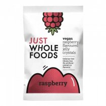 Jelly RASPBERRY from seaweed Just Wholefoods, 85 g